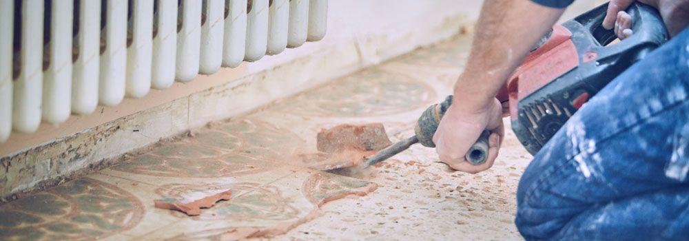 Comment enlever du carrelage au sol cdiscount for Enlever du carrelage au sol