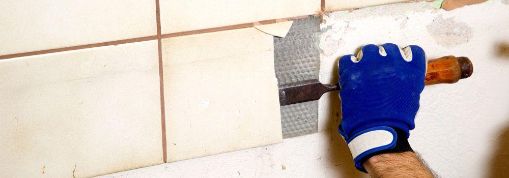 Comment enlever un carrelage mural ? - Cdiscount