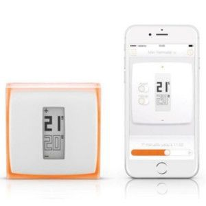 Thermostat connecté Netatmo by Stark