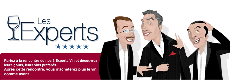 Les experts-tetiere