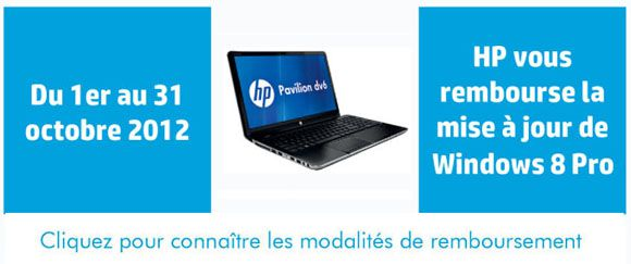 Win8 manager hp