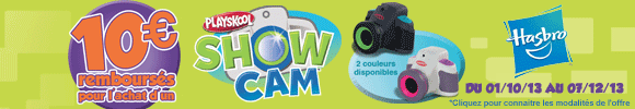 ODR - Playskool Showcam