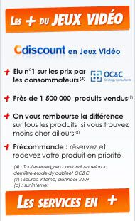 Les + Cdiscount Consoles