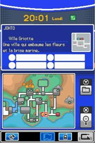 Pokmon version argent SoulSilver
