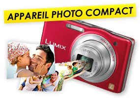 Appareil photo compact