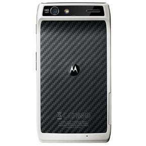 Motorola Razr blanc 2
