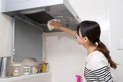 comment nettoyer les filtres mtalliques de votre hotte de cuisine - Nettoyage Hotte De Cuisine