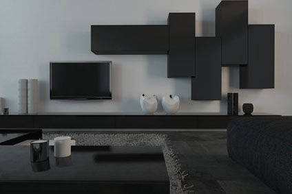 quelle hauteur pour un meuble tv suspendu cdiscount. Black Bedroom Furniture Sets. Home Design Ideas